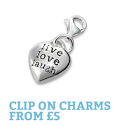 Clip on Charms